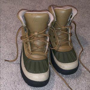 Boys ACG Nike boots
